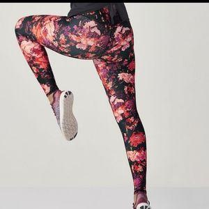 Fabletics Salar Printed  Leggings Floral